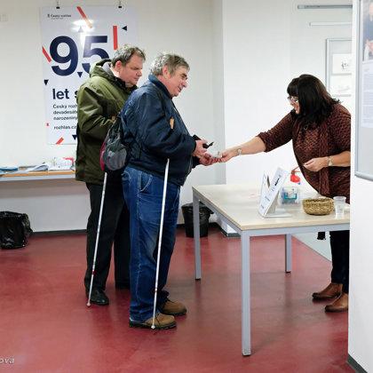 54. Trialogy B s Milenou Steinmasslovou a Jitkou Škápíkovou